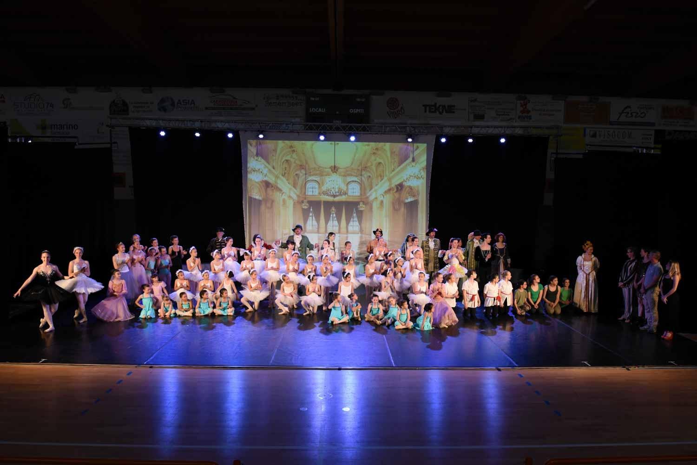 Saggio di fine anno 2015/2016 – Danza