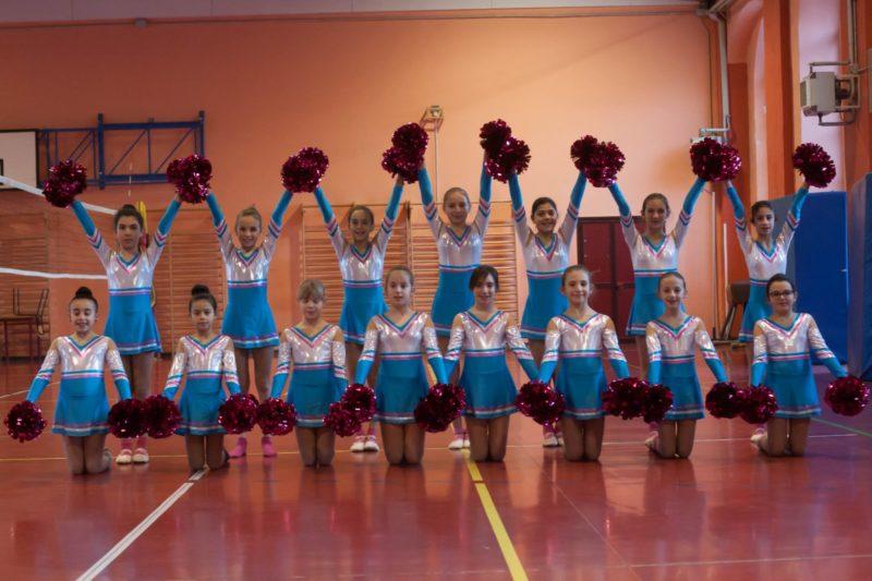 Cheerleader Peewee