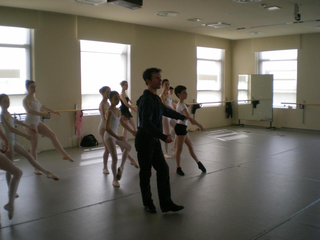 Stage con Alessandro Molin