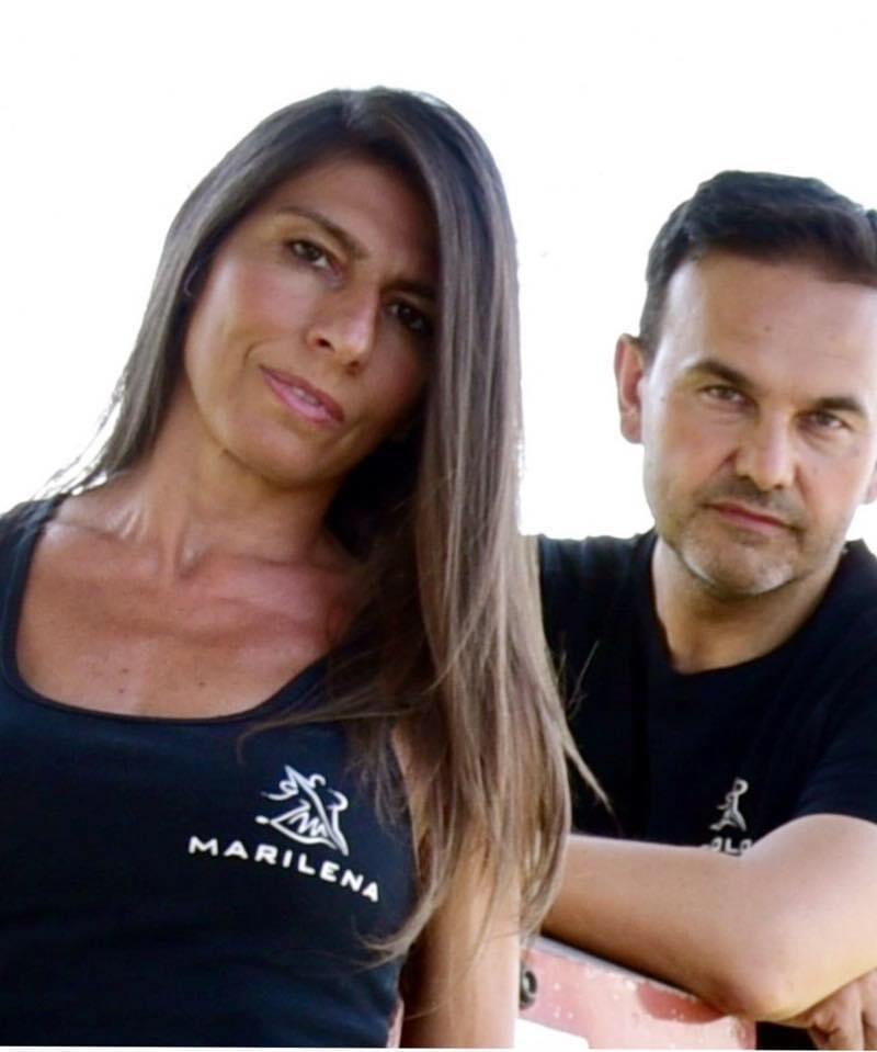 Marilena Balbo e Pier Paolo Prola
