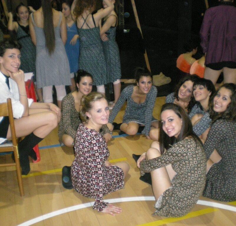 Concorso danza a Pinerolo
